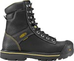 Keen 1007975 Wenatchee Soft Toe Black Waterproof Work Boot