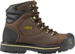 Keen Milwaukee Mid Soft Toe Brown Work Boot 1007977