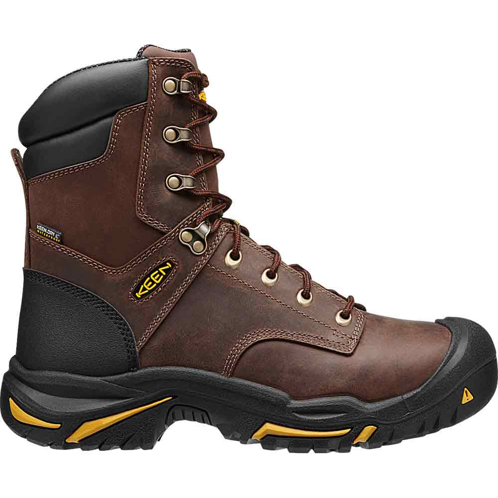 Keen Mt Vernon 8 Inch Steel Toe Wp Work Boot 1013257