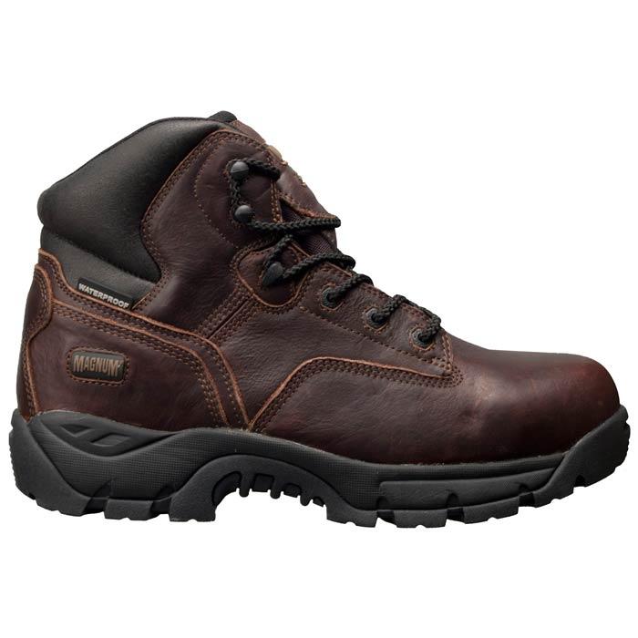 magnum precison ultra lite 2 wp toe work boot 5542