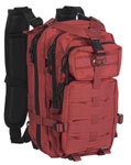 Red Medical Series Level 3 Assault Pack
