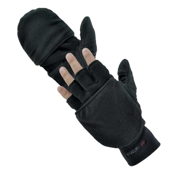 The Manzella convertible hatchback glove is perfect for everyday commutes or brisk mid-day strolls. Flip them up for full finger use and keep stylishly warm in this must-have accessory.
