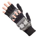 Manzella Snow Star Convertible Women's Winter Gloves