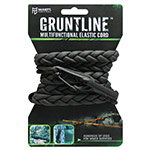 McNett Tactical Gruntline Deluxe Flexible Utility Line with Clip