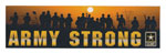 Army Strong Sticker