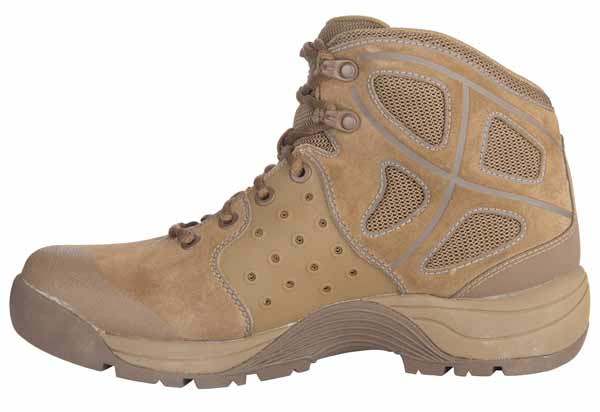 New Balance Rappel Mid Coyote Military Hiking Boot - OTB Boots 701MCO