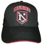 1 Asterisk United States Marines Baseball Cap
