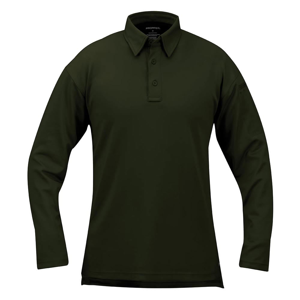 Propper I C E Men S Performance Long Sleeve Polo Shirt F5315