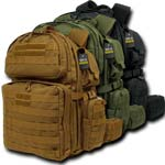 Rapdom T-Rex Tactical Backpack