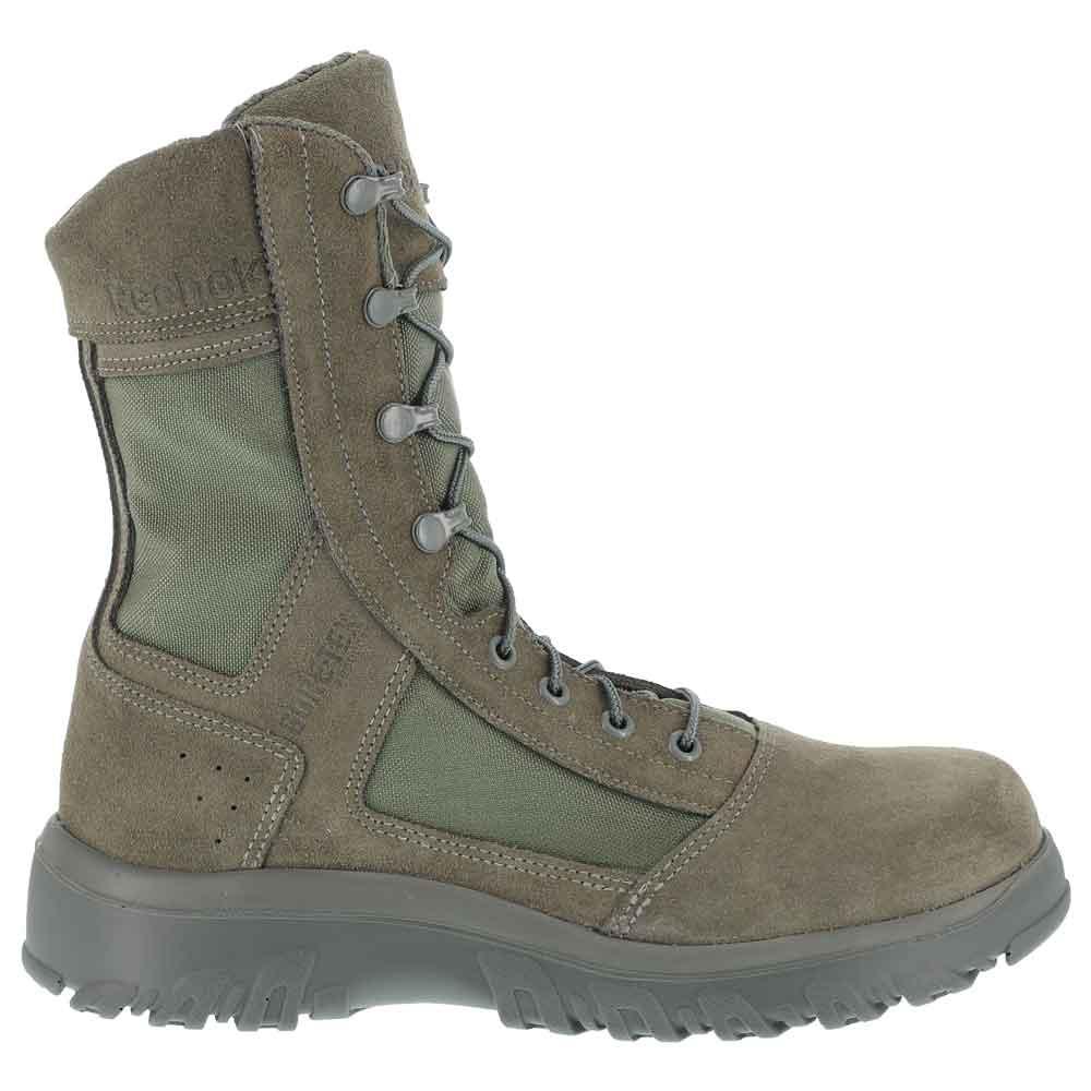 Reebok Krios 8 Inch Sage Green Military Boot Cm8802