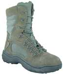 Reebok Fusion Max 8 Inch Sage Green Steel Toe Tactical Boots - CM9998