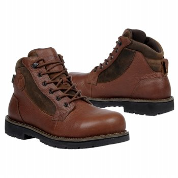 Rockport Brown Trillium Work Boot