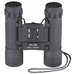 Black Compact 10 X 25mm Binocular