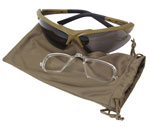 Coyote Tactical Eyewear Kit