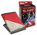 All Weather Waterproof Survival Blanket