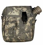 ACU Digital Camo Molle 2 Quart Canteen Cover