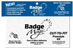 Badge Magic -  Adhesive Patch Kit