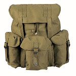 Military Style Canvas Mini Alice Pack