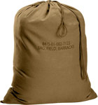 Coyote Brown Military Barracks Bag