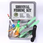Complete Emergency Fishing Kit