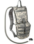 ACU Digital Camo Rapid Trek Hydration Pack