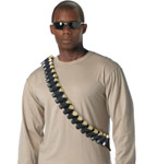 Black Nylon Shotgun Bandolier