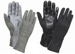 Basic Issue Flame Resistant Flight Glove - Flame Resistant Glove