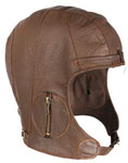 WWII Leather Pilot Helmet