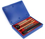 .45 Caliber Gun Cleaning Kit