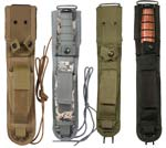 Enhanced Nylon Military Knife Sheath