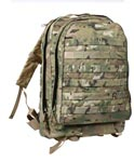 Multicam MOLLE II 3-Day Assault Pack