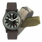 Smith and Wesson Military Watch with Interchangeable Wrist Bands