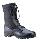 G.I. Type Heavyweight Nylon Speedlace Black Jungle Boot