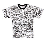 City Digital Camo Kids T-shirt