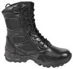Side Zip Tactical Deployment Boot High