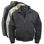 Three Season Concealed Carry Jacket - Black or Khaki