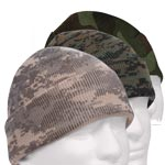 Basic Issue Camouflage Winter Hat