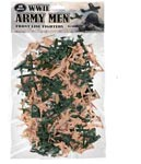 WWII Toy Army Men