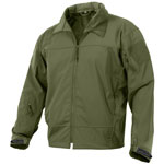 Covert Ops Olive Drab Lightweight Softshell Jacket