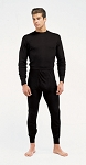 Basic Issue Polypropylene Black Thermal Underwear Bottom