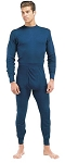 Basic Issue Polypropylene Navy Blue Thermal Underwear Bottom