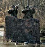 Large Military Camouflage Net - 9 ft 10 in x 19 ft 8 in