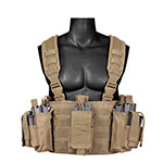 Basic Issue Coyote Operators Tactical Chest Rig