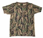 Smokey Branch Camo Military T-shirt