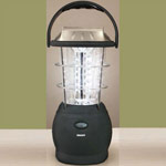 Solar Powered 36 LED Lantern