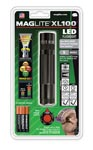 Maglite X1100 Black LED Flashlight