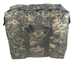 ACU Camo Enhanced Nylon Military Aviator Bag