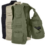 Plain Clothes Concealed Carry Vest