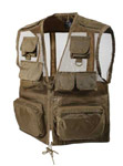 Basic Issue Coyote Brown Recon Tactical Vest