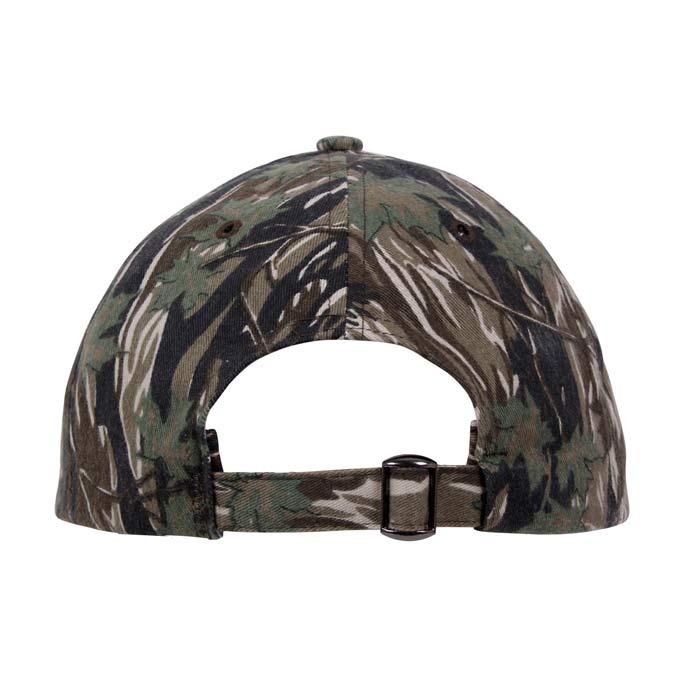 smokey branch camouflage baseball hat